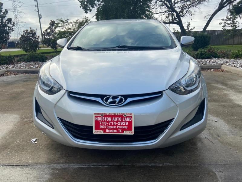 Hyundai Elantra 2016 price $9,495