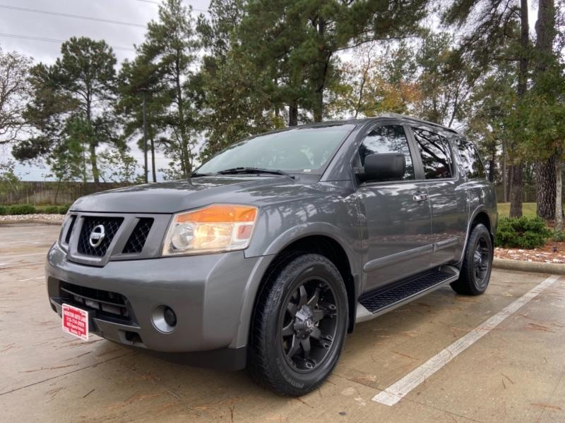 Nissan Armada 2014 price $13,995