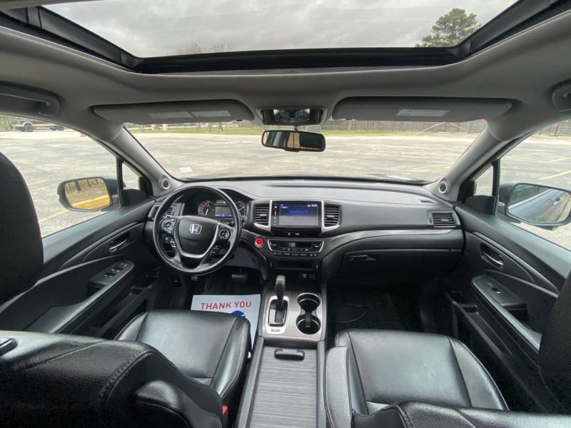 Honda Pilot 2016 price $16,995