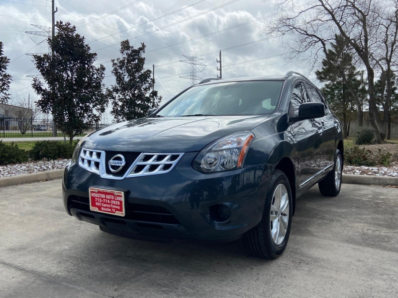 Nissan Rogue Select 2015 price $9,995