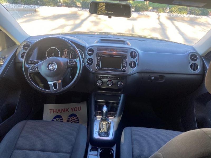 Volkswagen Tiguan 2015 price $11,495