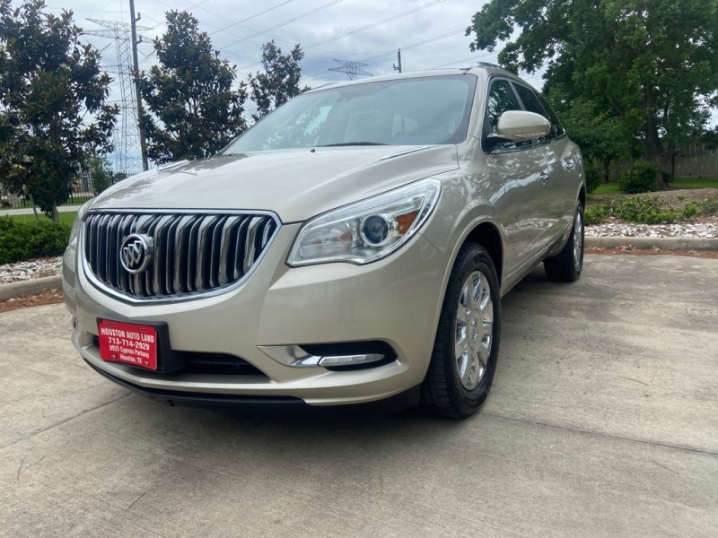 Buick Enclave 2017 price $17,995