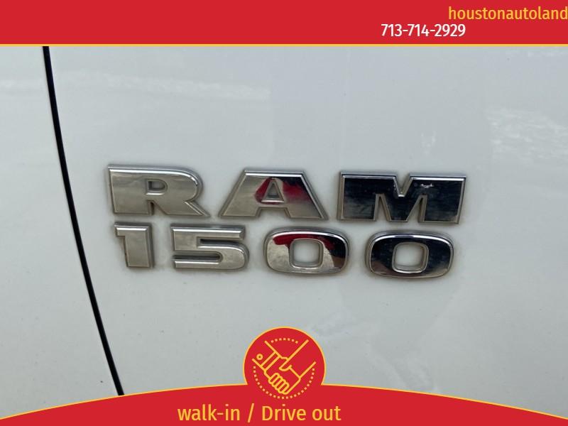 Ram 1500 2018 price $17,995