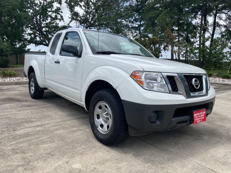 Nissan Frontier 2018 price $21,995