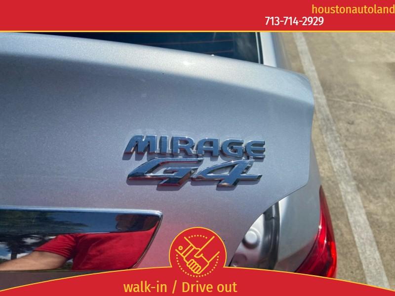 Mitsubishi Mirage G4 2019 price $11,995