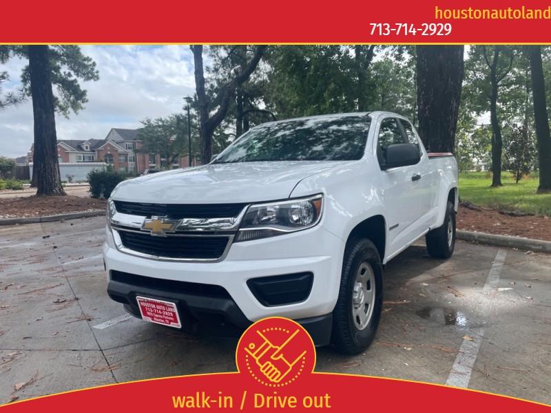 Chevrolet Colorado 2018 price $16,995