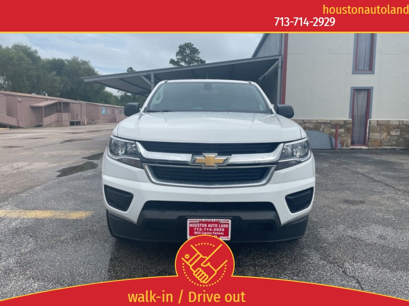 Chevrolet Colorado 2018 price $19,555
