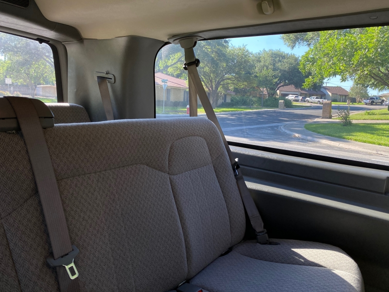 Chevrolet Express Passenger 2013 price $14,997