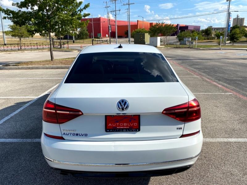 Volkswagen Passat 2017 price $12,422