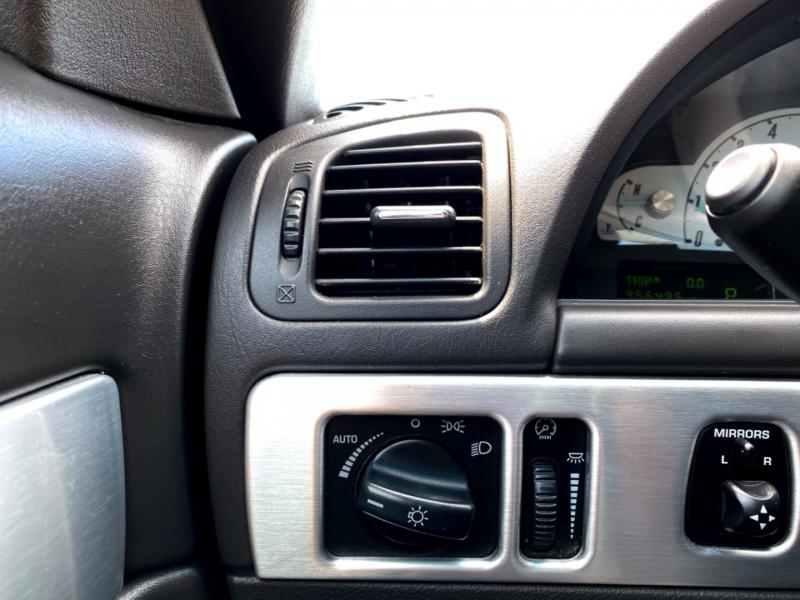 Ford Thunderbird 2002 price $12,777