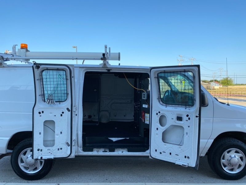 Ford Econoline Cargo Van 2011 price $12,500