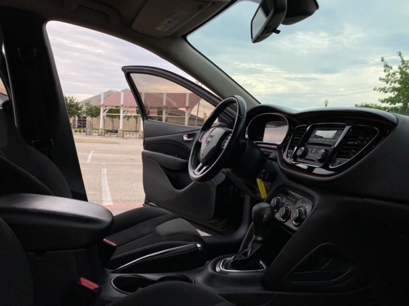 Dodge Dart 2016 price $10,997