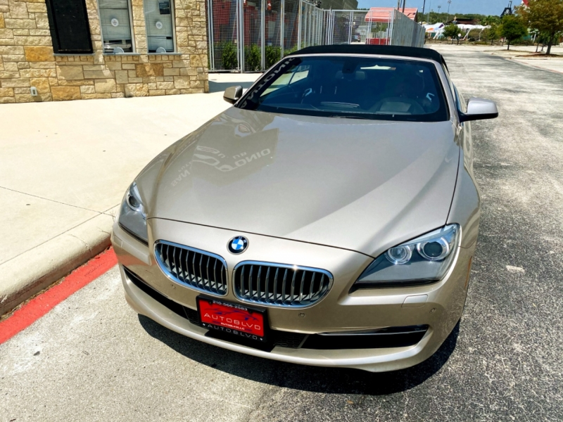 BMW 6-Series 2014 price $28,377