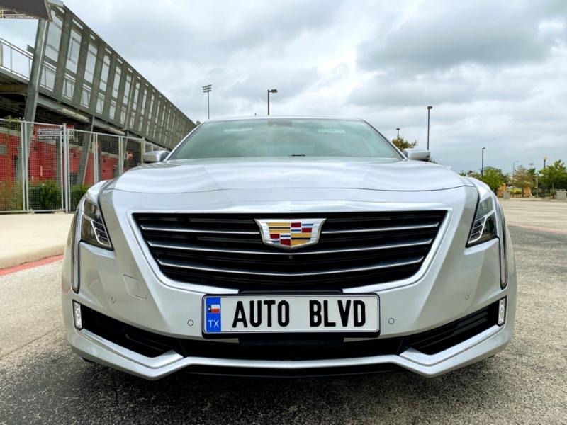 Cadillac CT6 2016 price $27,917