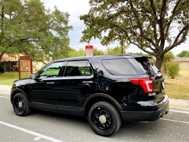 Ford Utility Police Interceptor 2016 price $17,400