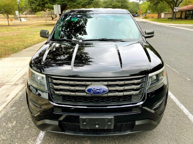 Ford Utility Police Interceptor 2016 price $17,577