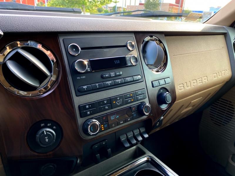Ford Super Duty F-250 SRW Lariat 2011 price $21,997