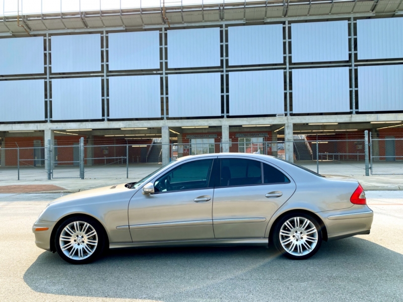 Mercedes-Benz E-Class 2007 price $0