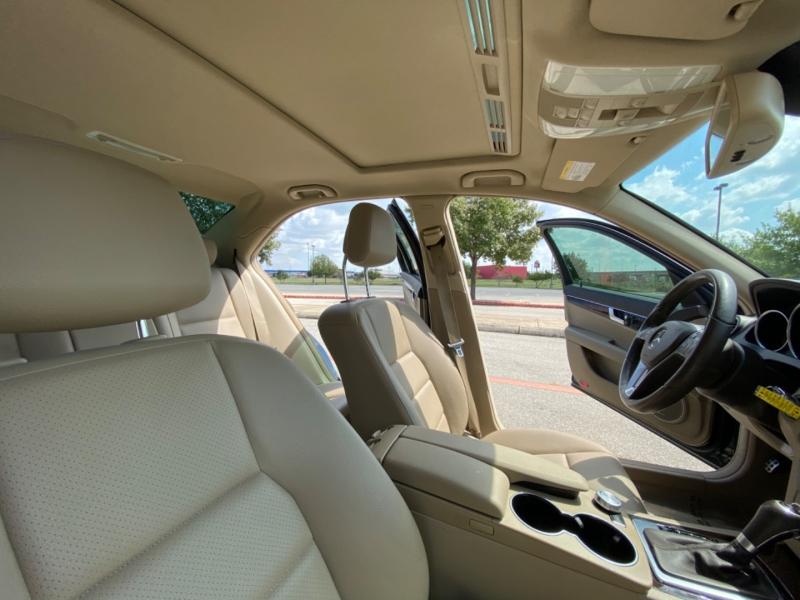 Mercedes-Benz C-Class 2013 price $12,697