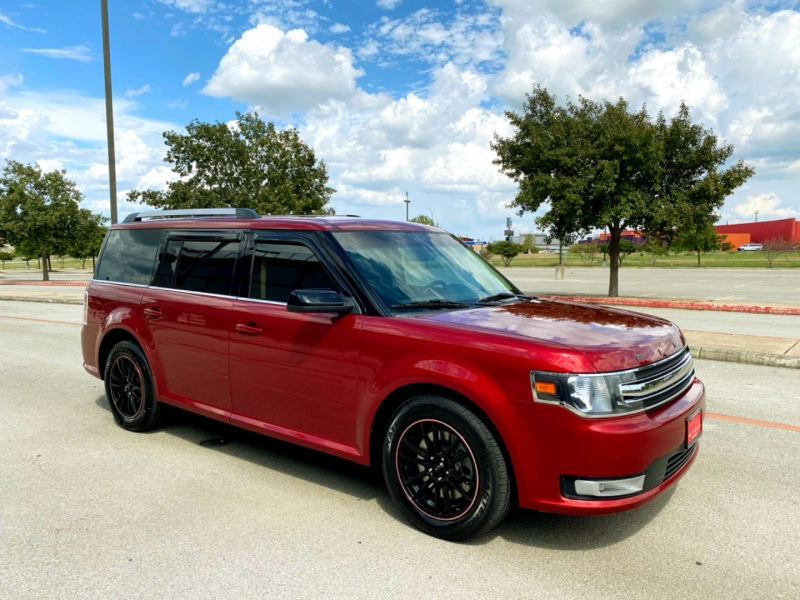 Ford Flex 2014 price $0