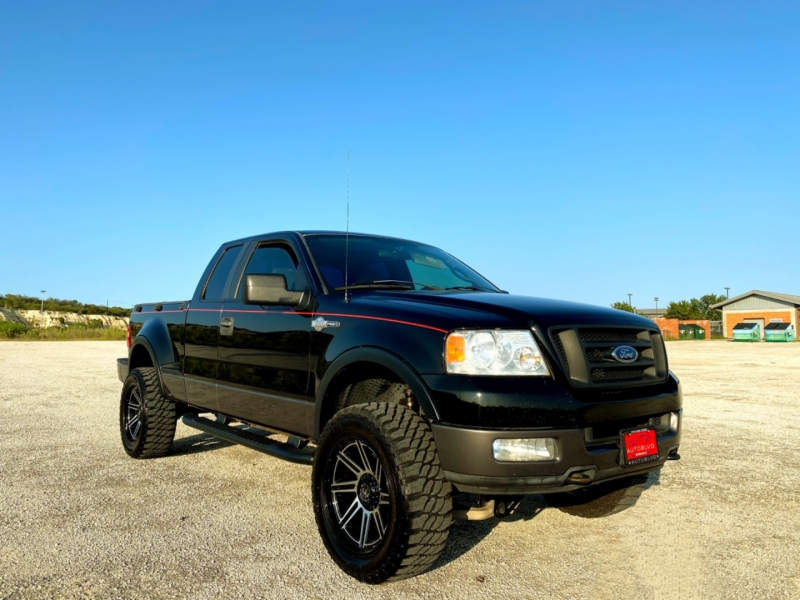 Ford F-150 2005 price $12,997