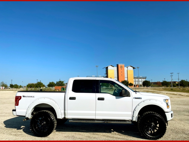 Ford F-150 2017 price $30,997