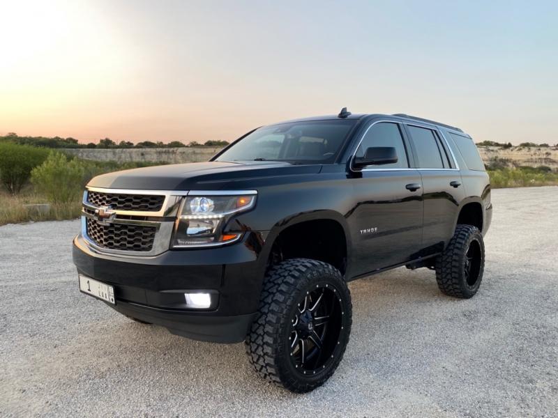 Chevrolet Tahoe 2017 price $40,977