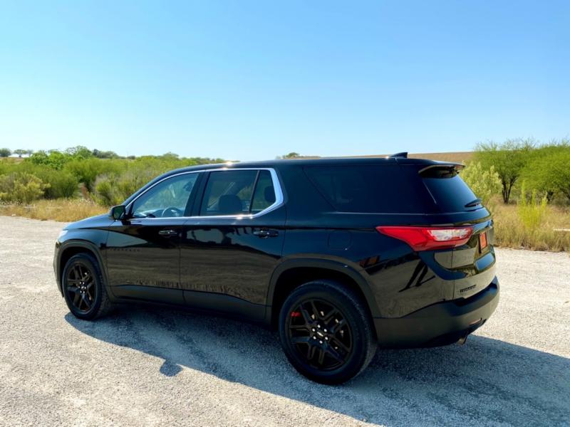 Chevrolet Traverse 2018 price $23,997
