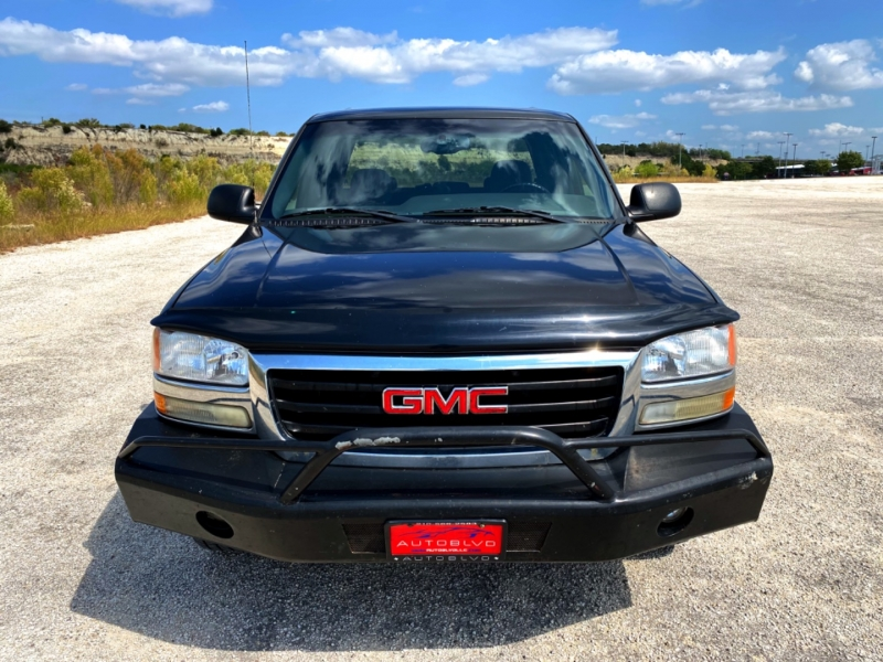 GMC Sierra 1500 2006 price $7,987