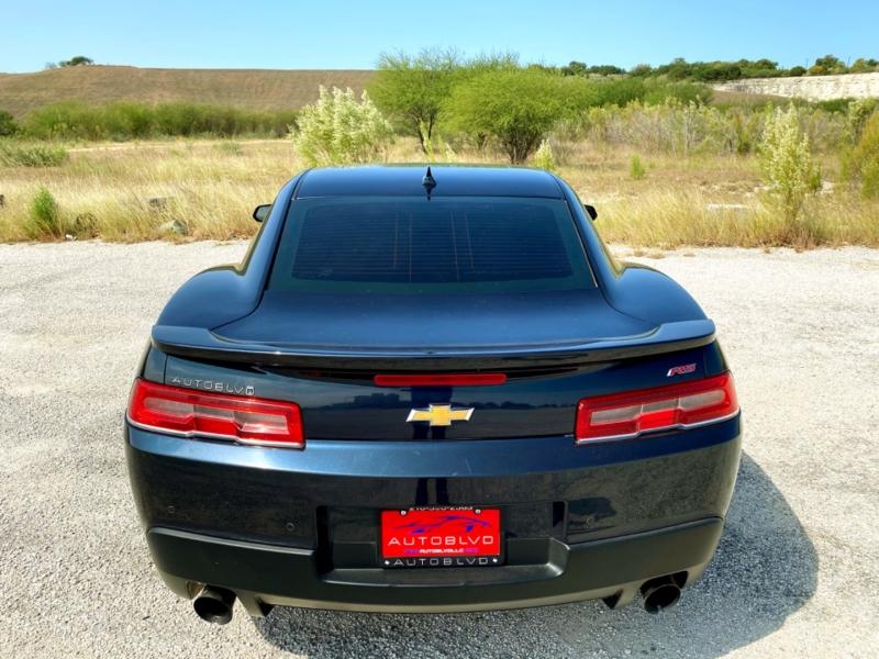 Chevrolet Camaro 2014 price $17,777
