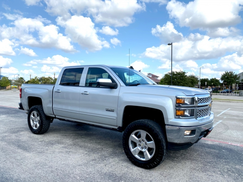 Chevrolet Silverado 1500 2015 price $21,500