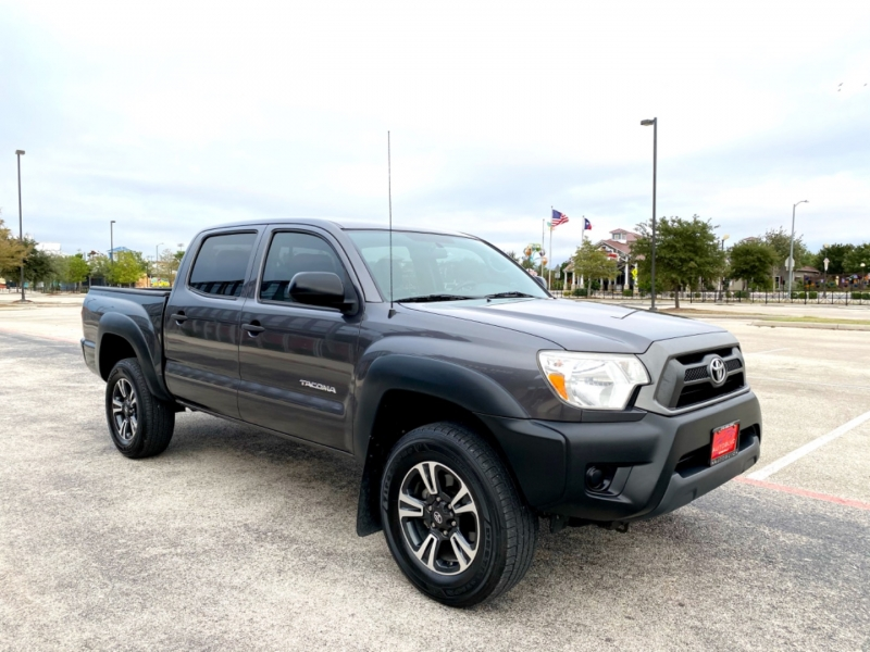 Toyota Tacoma 2013 price $16,888