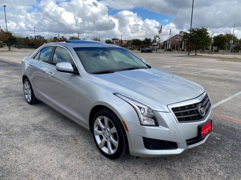 Cadillac ATS 2013 price $13,897