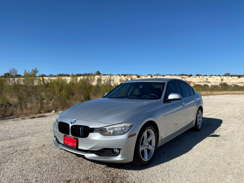 BMW 3-Series 2014 price $13,597