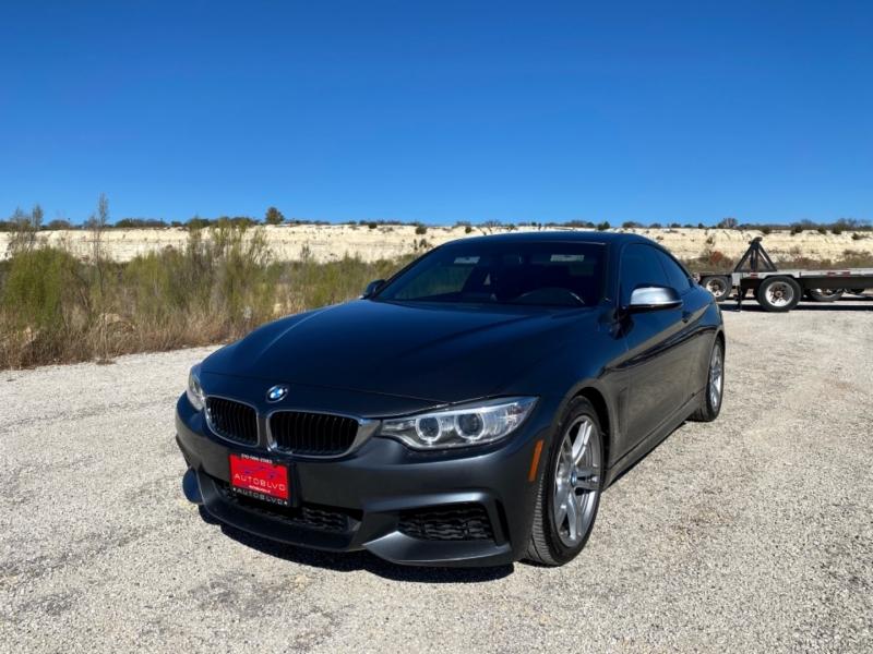 BMW 4 Series 2014 price $15,777