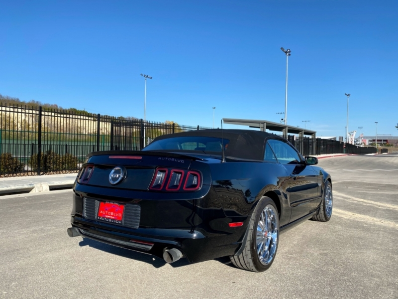 Ford Mustang 2014 price $20,777