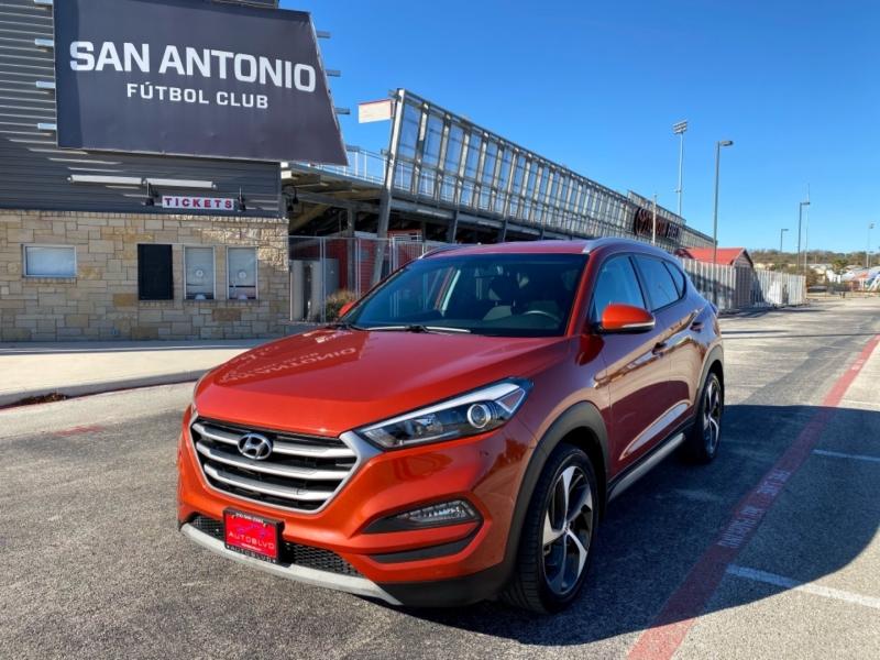 Hyundai Tucson 2017 price $15,099