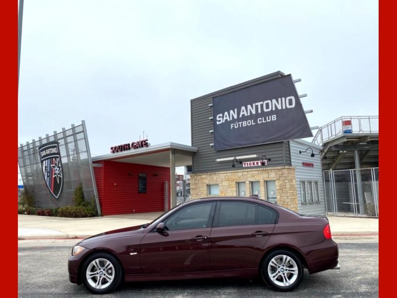 BMW 3-Series 2008 price $0