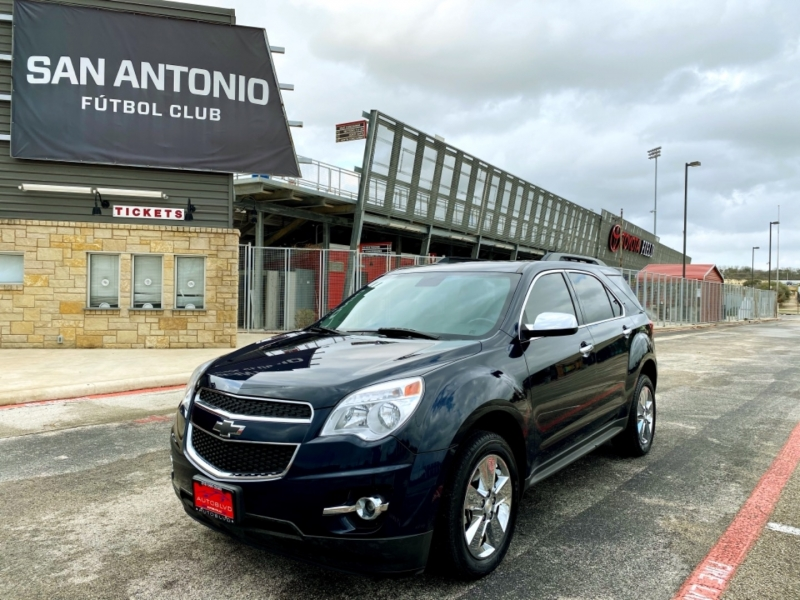 Chevrolet Equinox 2015 price $13,888