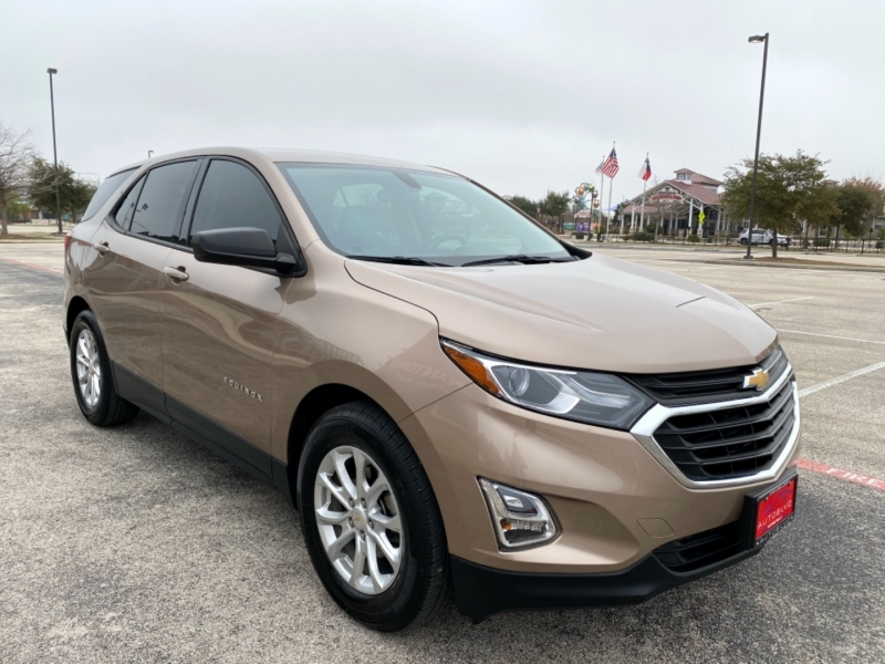 Chevrolet Equinox 2018 price $15,937
