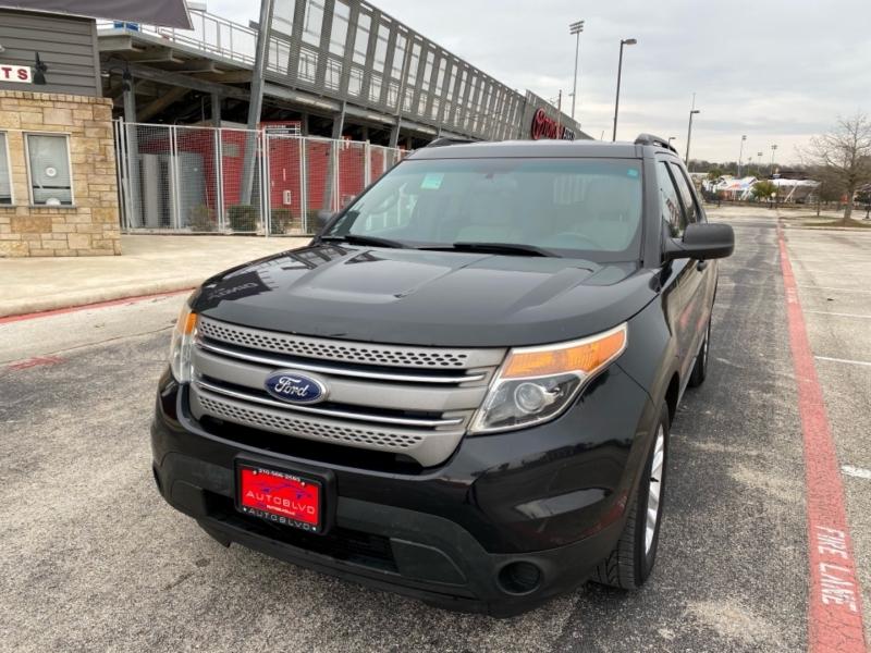 Ford Explorer 2015 price $14,997