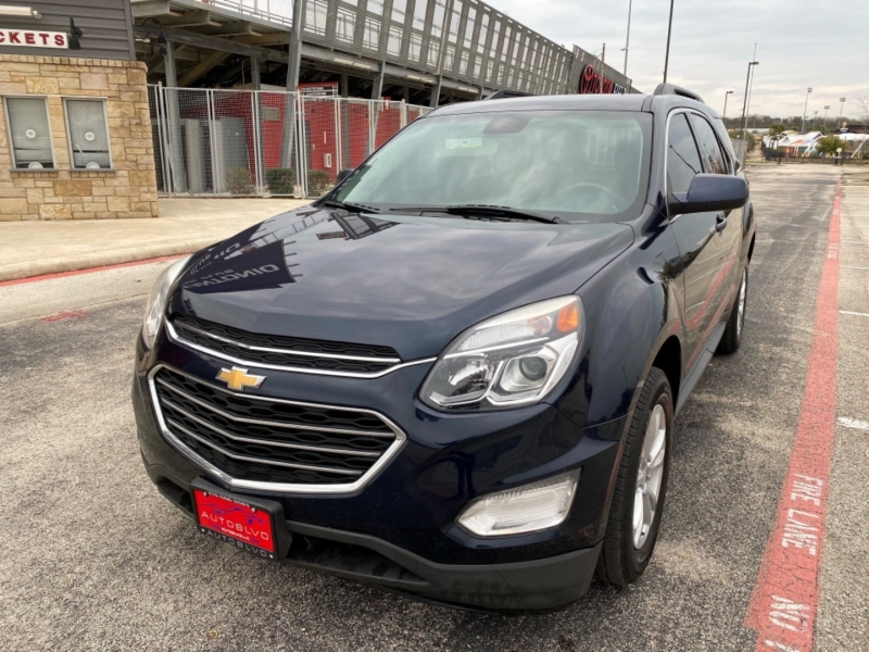 Chevrolet Equinox 2017 price $15,997
