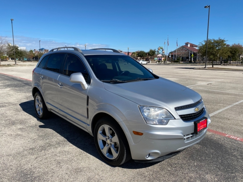 Chevrolet Captiva Sport Fleet 2014 price $10,888