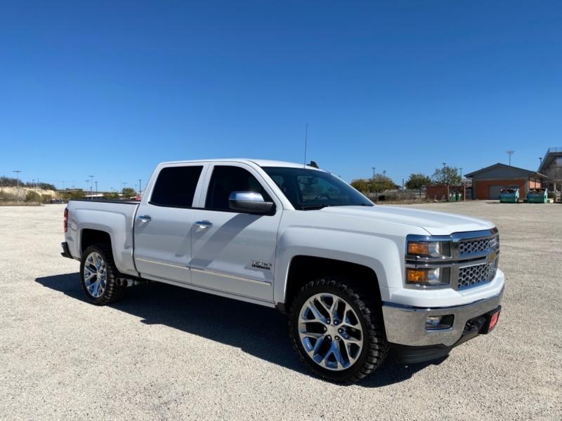 Chevrolet Silverado 1500 2015 price $26,997