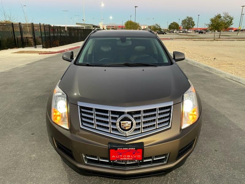 Cadillac SRX 2014 price $15,997