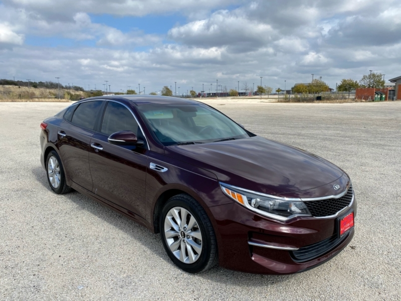 Kia Optima 2017 price $12,897