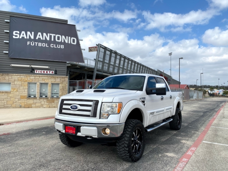 Ford F-150 2011 price $21,997