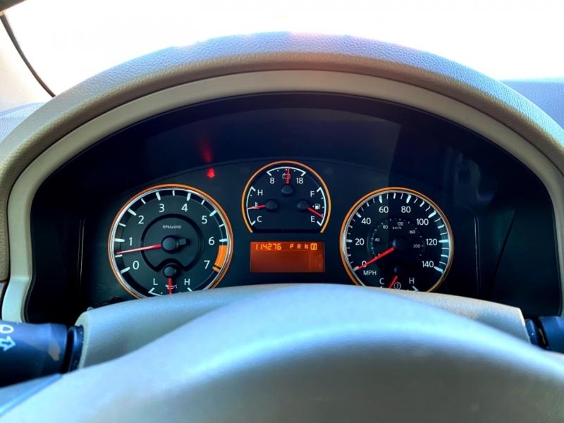 Nissan Armada 2012 price $16,497