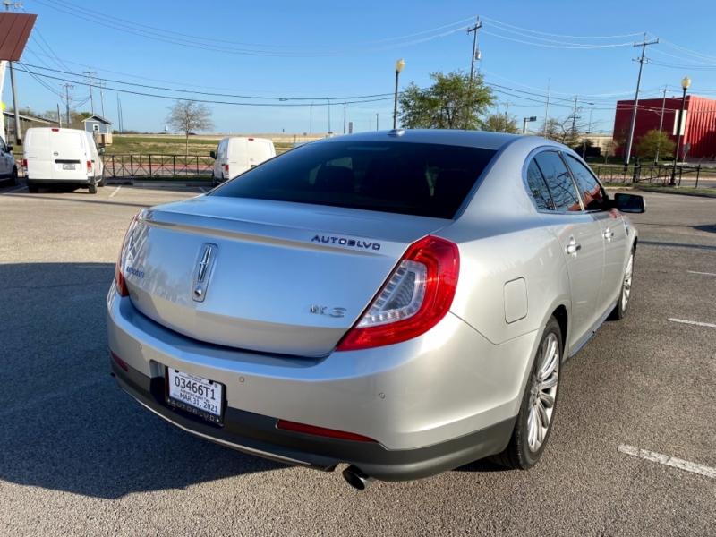 Lincoln MKS 2013 price $13,987