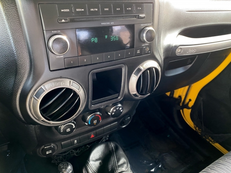 Jeep Wrangler 2011 price $19,977